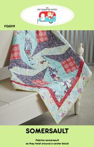 Somersault Quilt Pattern